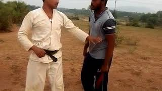 Escaping Techniques by Banty Mahapatra under Martial Arts