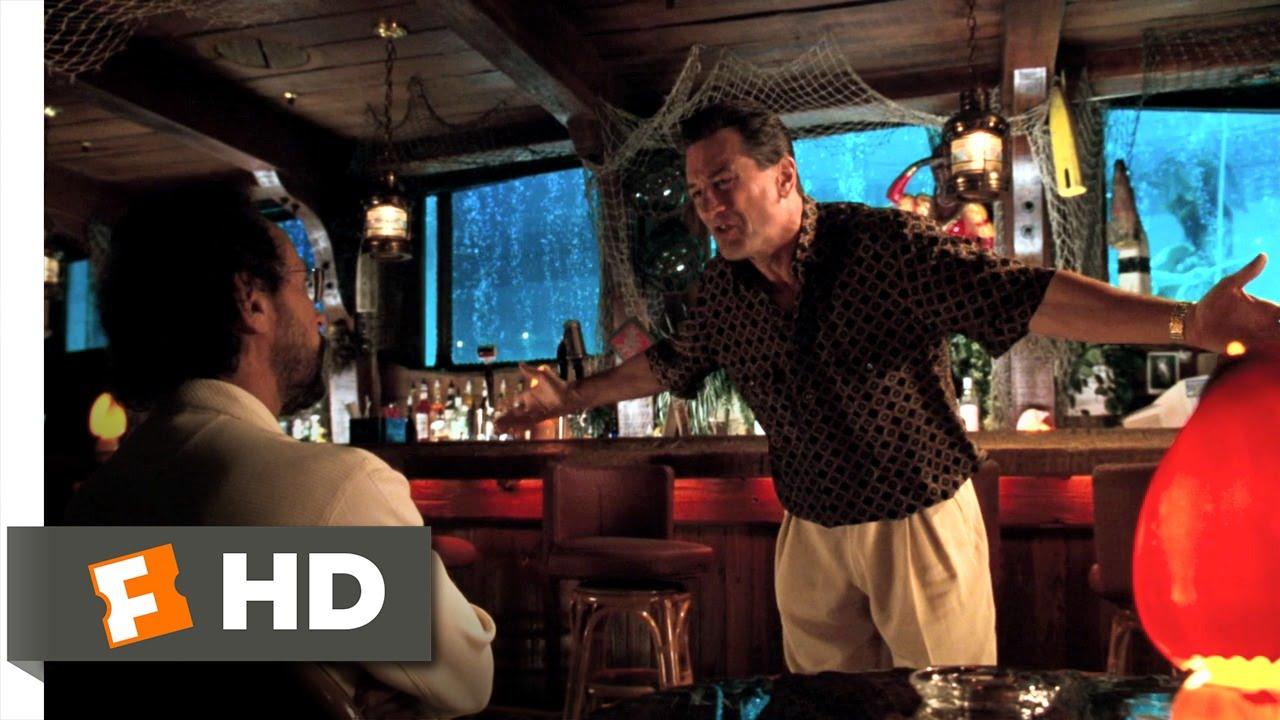 Analyze This 1 4 Movie Clip You Did Nothing For Me 1999 Hd Youtube