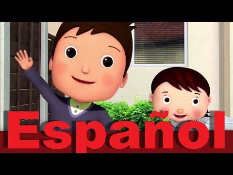 ¡Hola, Hola! | Canciones Infantiles | LittleBabyBum
