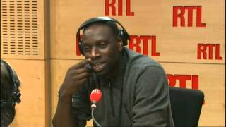 Omar Sy sur RTL : My english ? Better, better a little bit ! - RTL - RTL