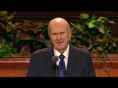 October 2019 General Conference - Russell M. Nelson