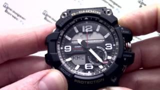 Годинник Casio G-SHOCK GG-1000-1A - Інструкція, як налаштувати від PresidentWatches.Ru