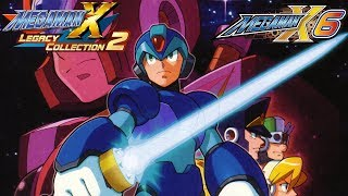 Mega Man X Legacy Collection 1 + 2: Mega Man X6 FULL GAME! (Switch, Xbox One, PS4, PC)