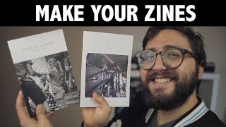 How to make your own photography zine