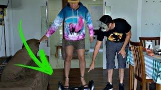 TESTANDO PRODUTOS DE MENINAS 3 ♥ ( ft Malena e Rato Borrachudo )