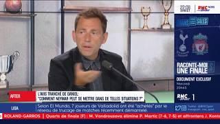 """VIDEO: PSG - Riolo : """"Neymar doit tout faire pour ne plus être victime"""""""