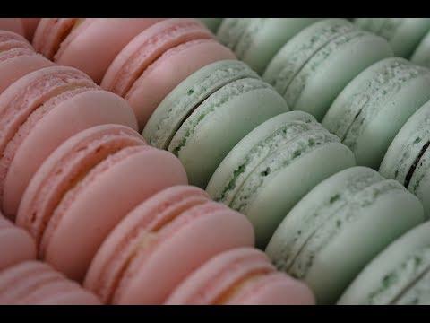 Receita de Macarons sem segredos , muito fácil de fazer !