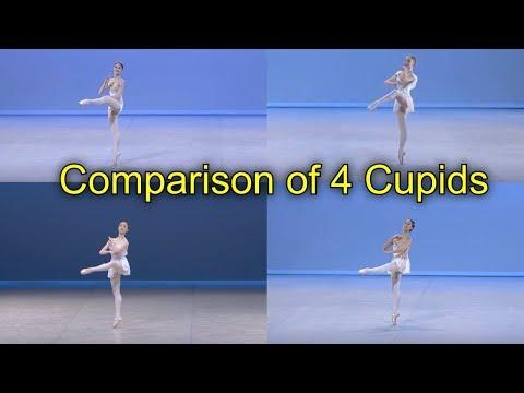 Ballet Comparison: Which Cupid Variation Was Best? Don Quixote Ballet