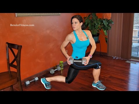 lean-lower-body-dumbbell-workout