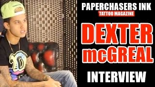 PAPERCHASERS INK - DEXTER - INTERVIEW
