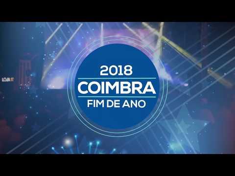 Fim de Ano 2018 em Coimbra