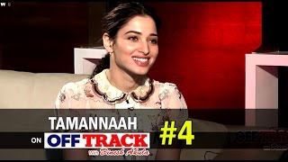 Actress tamannaah candid interview | off-track #4 | tv5 news