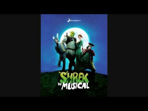 Shrek The Musical - Who I'd Be