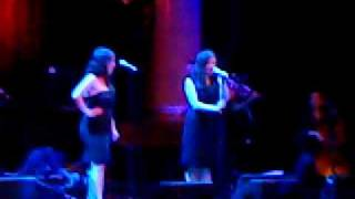 The Unthanks - The Testimony of Patience Kershaw @ Nalen, Stockholm 2010-04-10