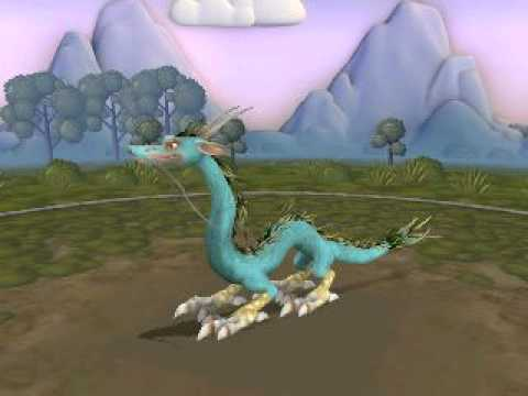 Spore Haku Dragon From Spirited Away Youtube