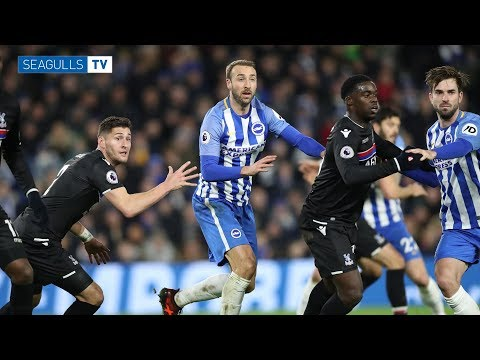 BRIGHTON & HOVE ALBION 0 CRYSTAL PALACE 0