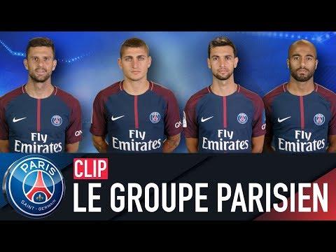 LE GROUPE PARISIEN / PARIS SQUAD : ANDERLECHT vs PARIS SAINT-GERMAIN