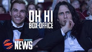 Oh Hai, Box Office! Disaster Artist Cracks Top 5 - Charting with Dan