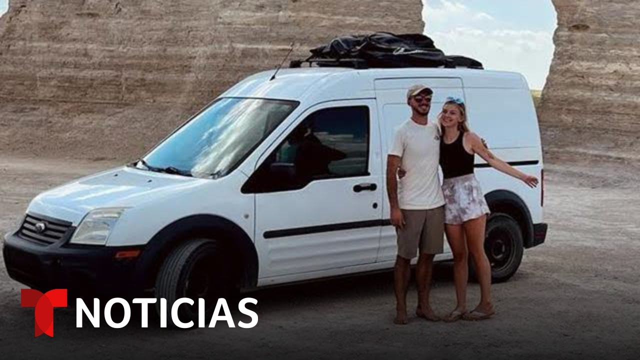 Download Sigue desaparecida la joven que recorría el país en una van | Noticias Telemundo