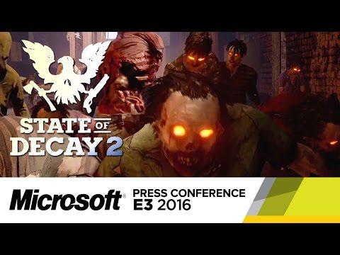 Разработчики State of Decay 2 рассказали, когда следует ожидать релиз игры и новые подробности