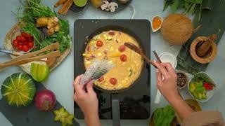 Sutharos Organic Thai Red Curry Meal Kit