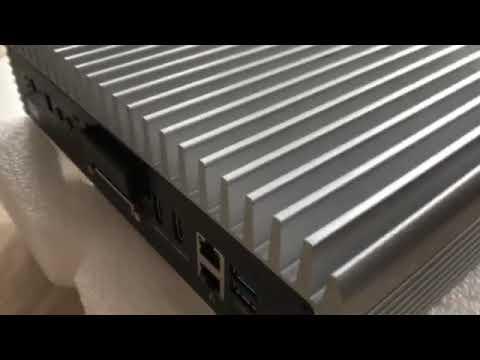 Máy tính công nghiệp không quạt Axiomtek eBOX620-841-FL