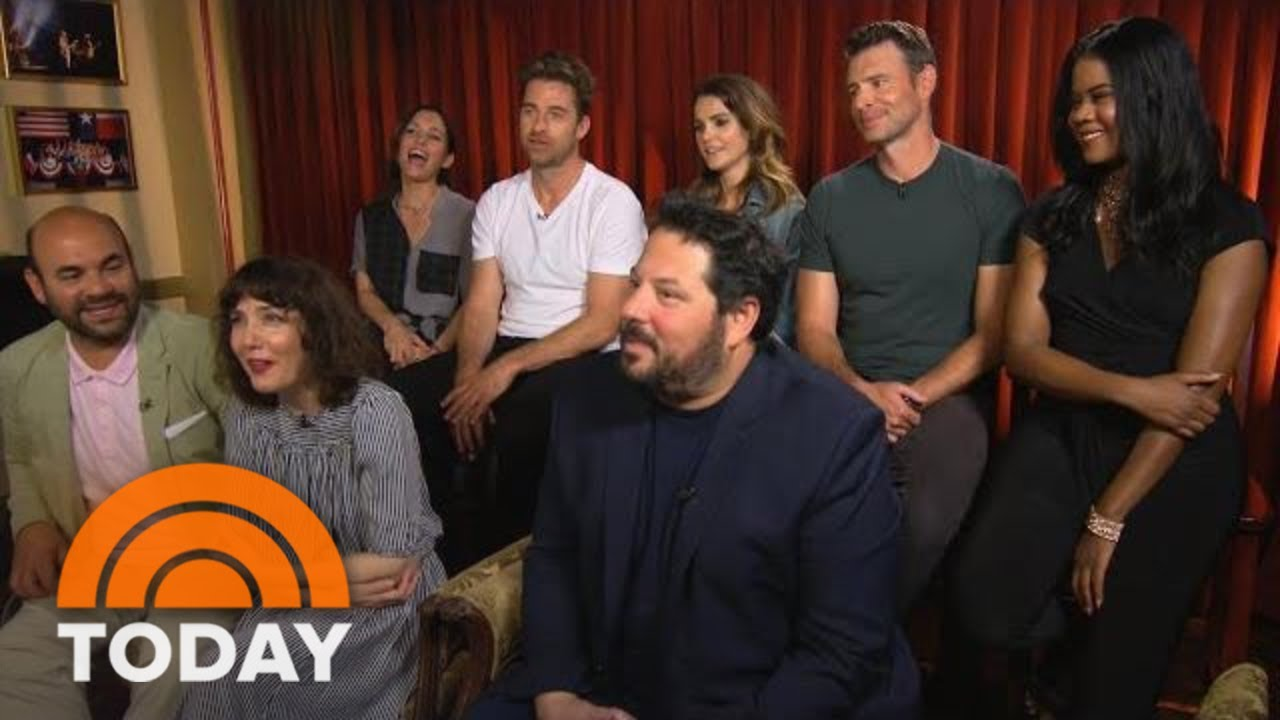 'Felicity' Cast Reunites And Shares Their Favorite Memories   TODAY