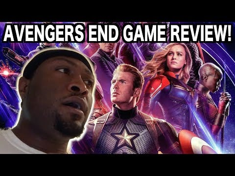 AVENGERS END GAME REVIEW! *MAD SPOILERS*