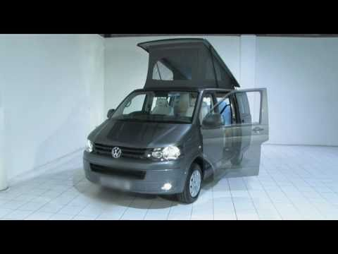 VW T5 Danbury SURF Campervan from Danbury Motorcaravans