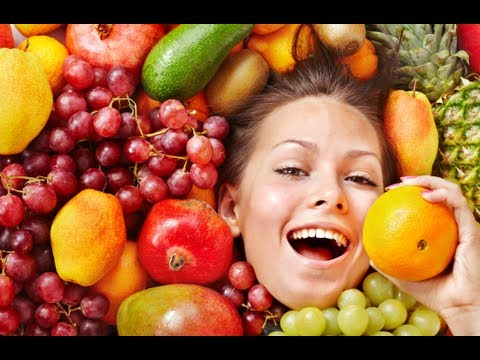 What I eat on the Banana Girl Diet (raw food) in one week!