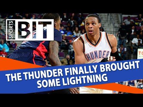 Detroit Pistons at Oklahoma City Thunder | Sports BIT | NBA Picks