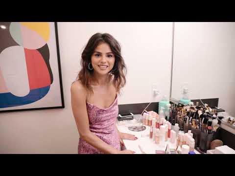 Get Selena Gomez's Look | Baila Conmigo (Behind The Scenes)