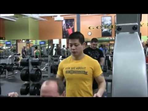 Phil Cowin | Personal Trainer | Gold's Gym Kennewick, WA