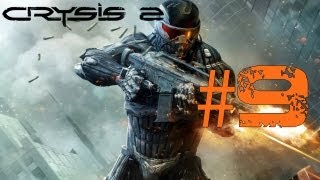 Lets Play Crysis 2 Deutsch Part 9 German Walkthrough Gameplay 1080p