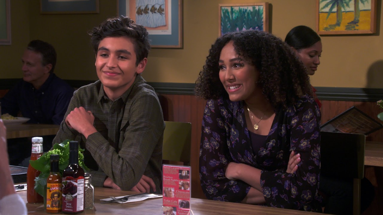 Download Alex's Girlfriend Meets The Alvarez Family | One Day At A Time