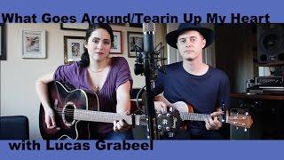 JT/NSYNC MashUp with Lucas Grabeel #MusicMondayz