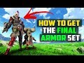 HOW TO GET THE FINAL ARMOR SET! MHW Commision Armor | Monster Hunter World Armor
