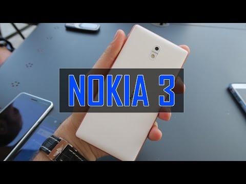 "Nokia 3 Indonesia "" Smartphone Android Nokia di Segmen Entry Level"""