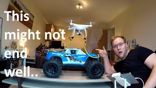 Can a Drone Lift an RC Car?