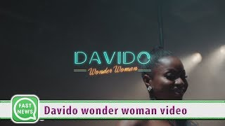 "DMW Boss - Davido new song ""Wonder Woman"""