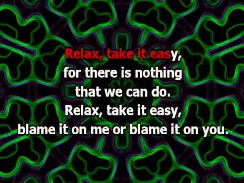 MIKA - Relax take it easy (Karaoke)