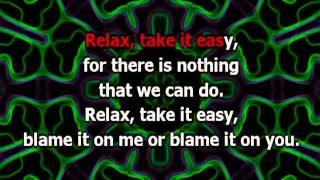 MIKA - Relax take it easy (Karaoke)