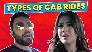 Types Of Taxi Rides (ft. Mansha Pasha and Ahmed Ali Akbar) | MangoBaaz