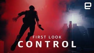 Control by Remedy First Look at E3 2018