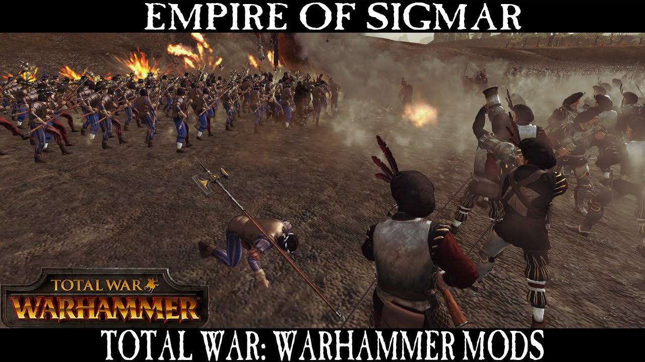 Empire of Sigmar - Total War: Warhammer Mod by MasterofRoflness