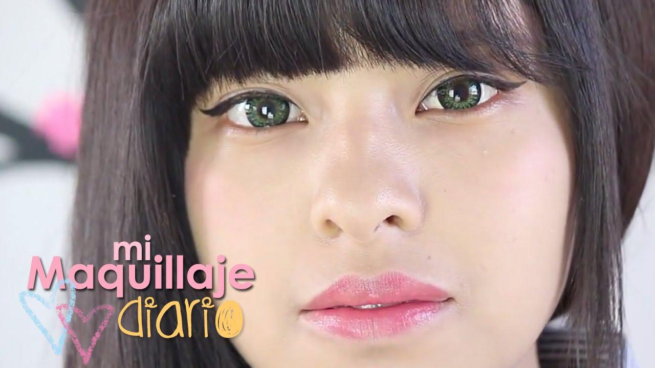Mi Maquillaje Diario Akari Beauty Youtube