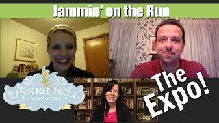 Disney's Tinker Bell Half Marathon Expo | Jammin' on the Run 033