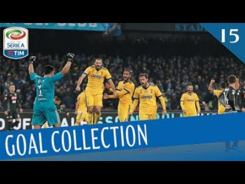 GOAL COLLECTION - Giornata 15 - Serie A TIM 2017/18