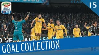 GOAL COLLECTION - Giornata 15 - Serie A TIM 2017/18 streaming
