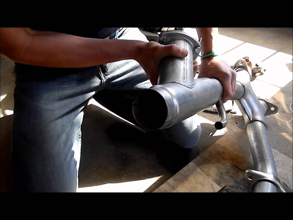 maxresdefault performance x pipe exhaust cut out install pt 1 youtube Electric Exhaust Cutouts Kits at n-0.co